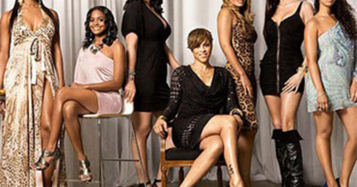 Quot Basketball Wives Quot Royce Reed Stir Up Drama Cbs News