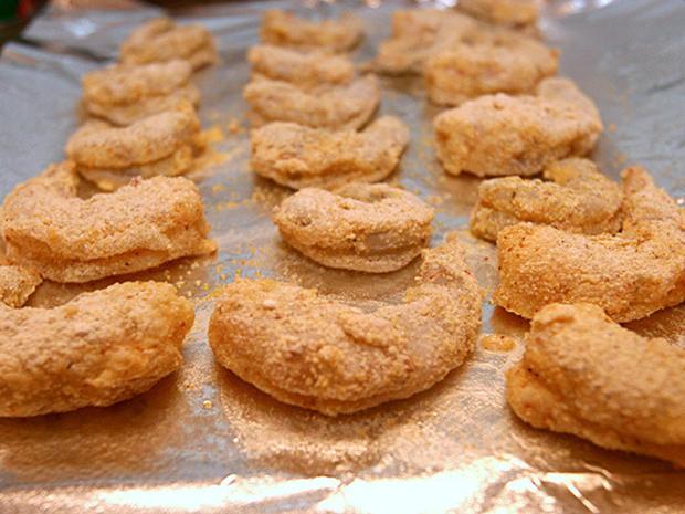 Healthy Shrimp Po'Boy Recipe