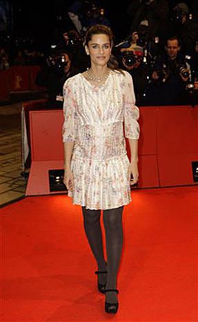 Red Carpet Pregnancy Fashions