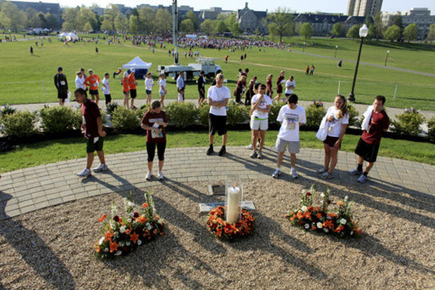 Virginia Tech Remembered