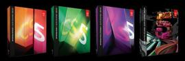 CS5, the fifth version of Adobe's Creative Suite products, includes Flash Pro for writing Flash applications. But it also includes Dreamweaver for creating Web sites out of HTML.