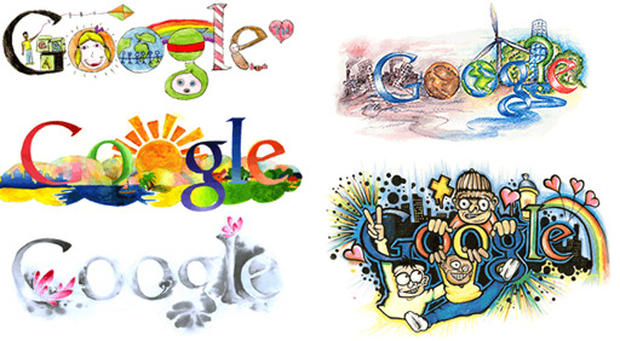 google doodles photo 21 cbs news google doodles photo 21 cbs news