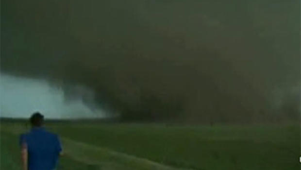 Storm chaser Reed Timmer