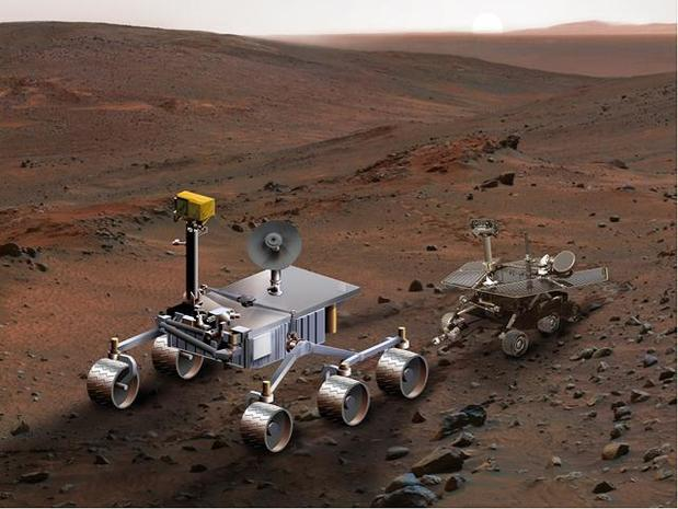 Mars rover Curiosity to seek answers (images)