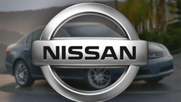 Nissan To Recall Infiniti G35 Over Air Bag Issue Cbs News