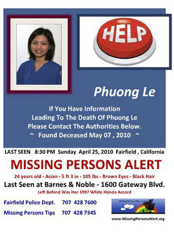 Phuong Le Found Dead - Photo 11 - Pictures - CBS News