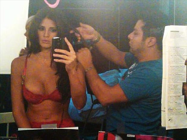 Hope Dworaczyk in Playboy 3-D