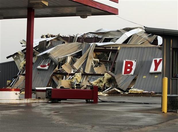 Plains States Tornadoes