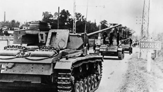 Hitlers Blitzkrieg 1940