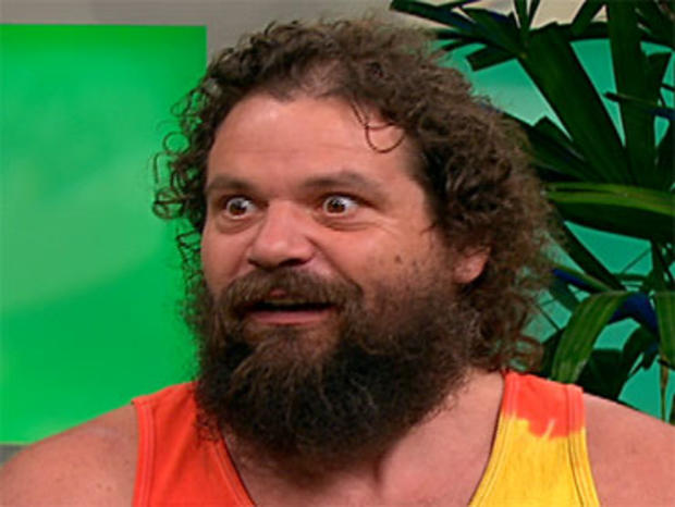 "Rupert Boneham discussed his elimination and predictions for the ""Survivor: Heroes vs. Villains"" finale on The Early Show."
