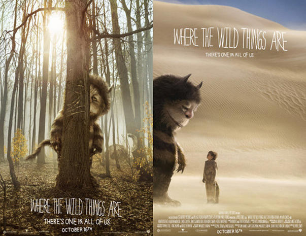 where the wild things are archetype