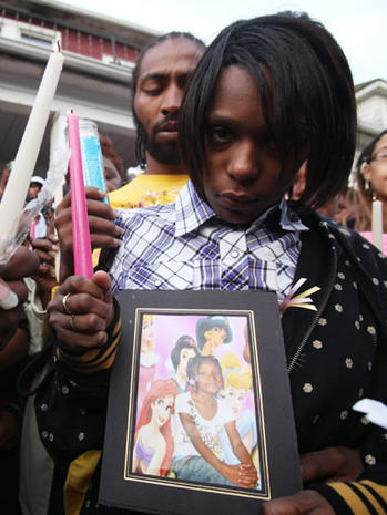 Aiyana Jones, 7, killed by Detroit cop