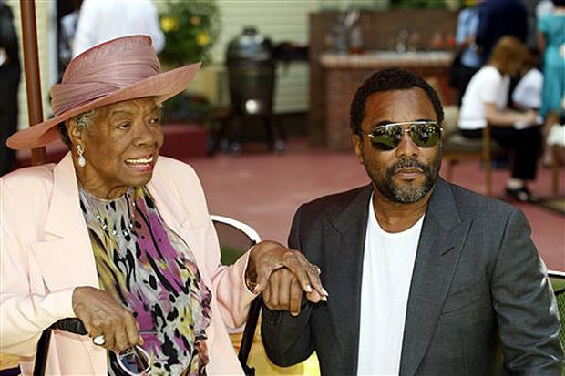 Maya Angelou's Birthday