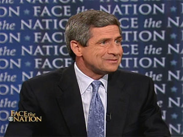 "Rep. Joe Sestak, Democratic Senate candidate in Pennsylvania, on ""Face the Nation,"" May 23, 2010."