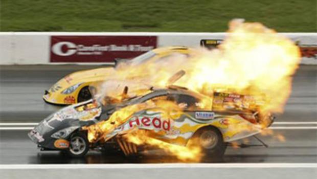 Drag Racer Killed In Crash At Nj Racetrack Cbs News