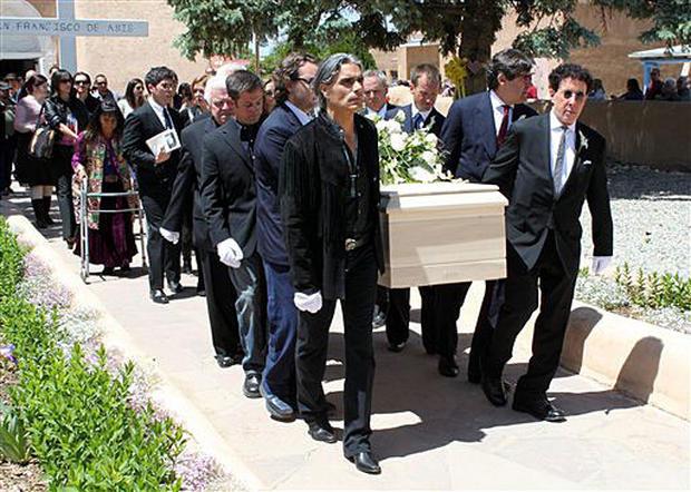 Dennis Hopper Laid to Rest