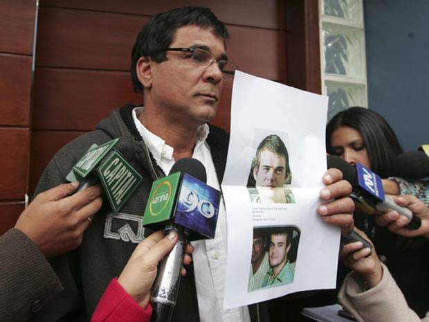 Stephany Flores Murder; Joran van der Sloot Suspect
