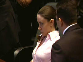 Casey Anthony Defense Team Wants to Bring in Dutch DNA Team, Judge Says Testing Must Stay in U.S.