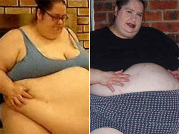 Donna Simpson, 600-pound N.J. woman, wants to be world's biggest mom.