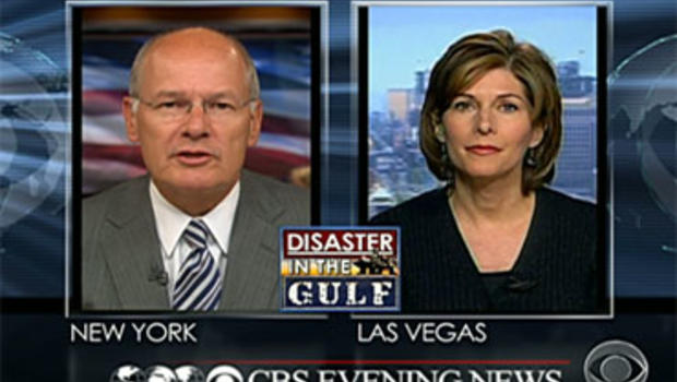 harry smith and sharyl attkisson answer a viewer question about the gulf of mexico oil spill
