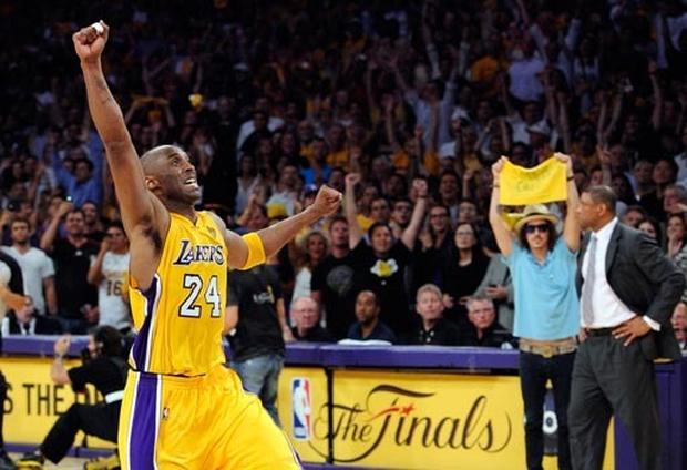4a0f72d9169 2010 NBA Finals - Photo 1 - Pictures - CBS News