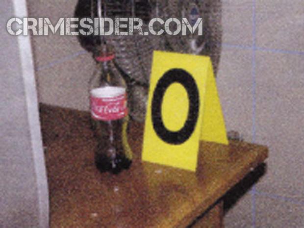 Van der Sloot Hotel Room Crime Scene