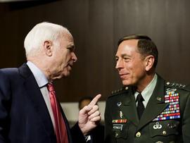 McCain Petraeus