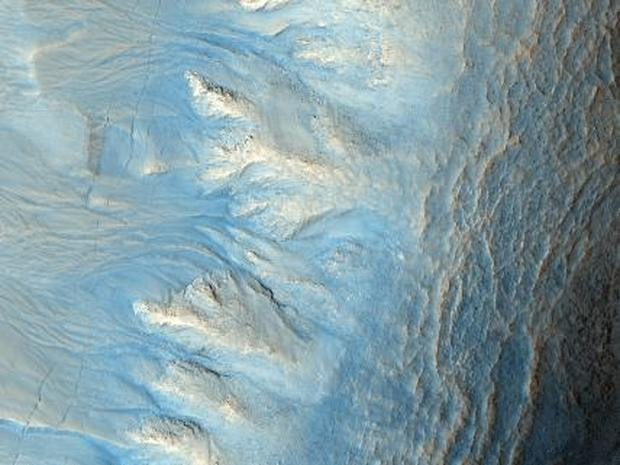 Scanning for Water on the Red Planet