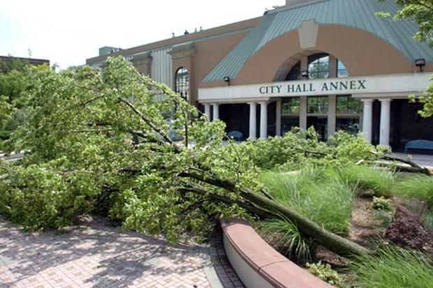 Connecticut Storm Damage