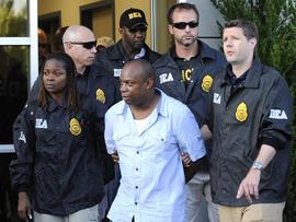 "Christopher ""Dudus"" Coke captured"