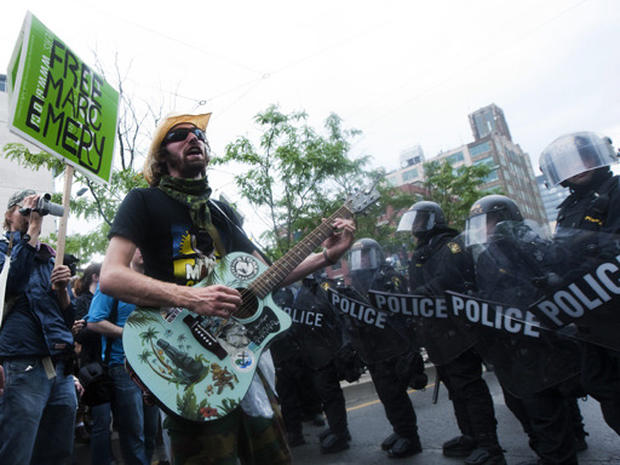 G-20 Summit Protests