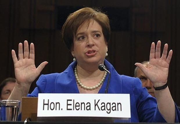 Elena Kagan's Confirmation Hearing