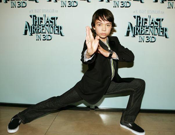 """""""The Last Airbender"""" Premieres"""