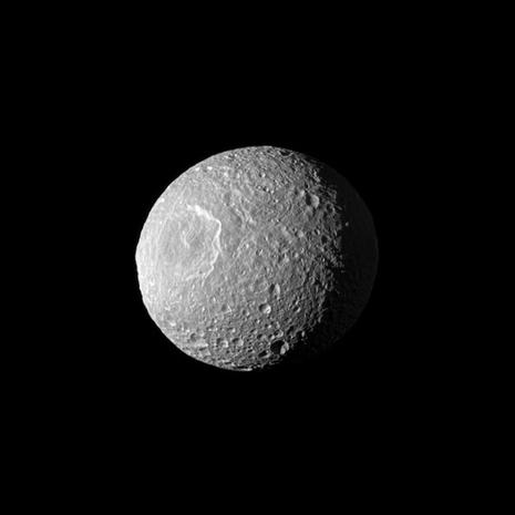The Closest that You'll Likely Get to Saturn's Moons