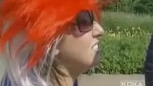 Got Mullets? Zoo Promotes Endangered Hairstyle - CBS News