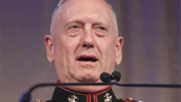 Gen James Quot Mad Dog Quot Mattis 7 Memorable Quotes Cbs News