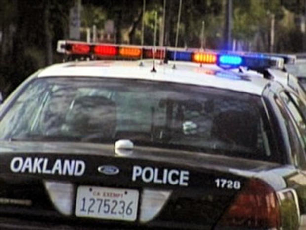 Oakland Man Throws Toddler into Traffic, Say Police - CBS News