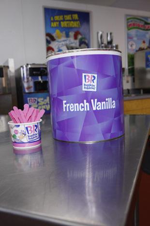 Baskin Robbins Retires Five Famous Flavors