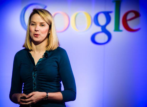 Marissa Mayer of Google in July 2010