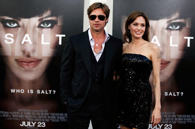 """Salt"" on the Red Carpet"