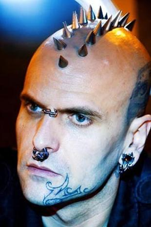 Horns And Spikes 13 Most Extreme Body Modifications
