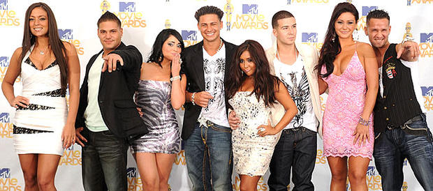 """""""Jersey Shore"""" Cast Sign Contracts for Season 3"""