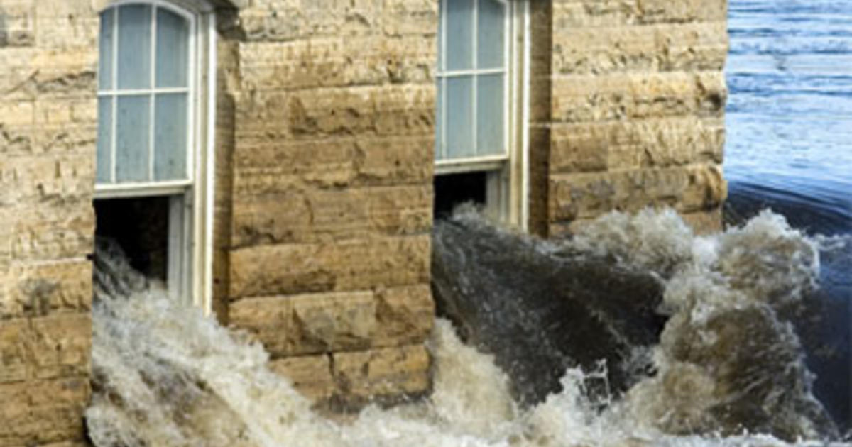 Water Board Sports >> Iowa Flooding Causes Millions in Damage - CBS News