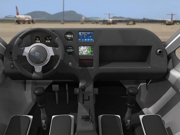 One Step Closer for Terrafugia Flying Car