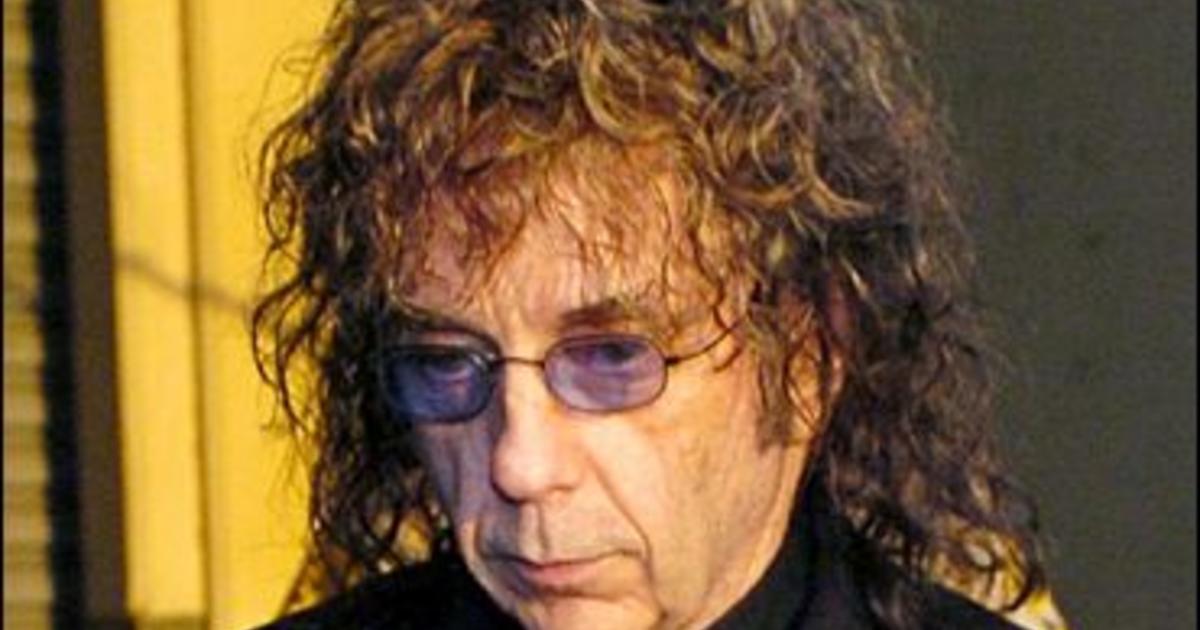 Phil Spector, Rock Music Legend, Convicted Killer, Still ...