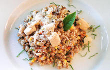 Healthy Chicken Risotto
