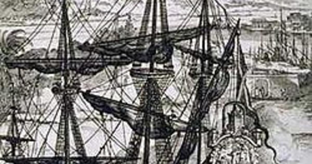 The Defeat of the Spanish Armada: How Changing Maritime Tech Changed the World