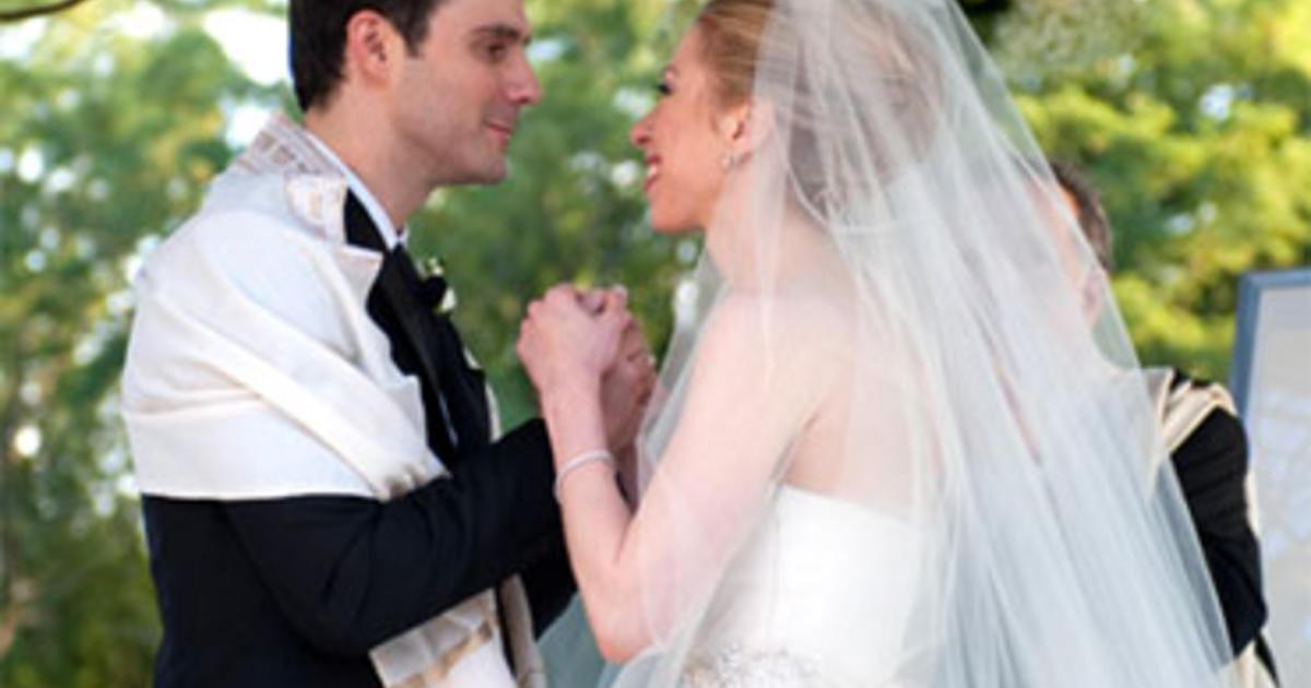 Chelsea Clinton Wedding Photography