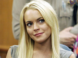 Lindsay Lohan out of Jail, Begins Three-Month Stint in Rehab
