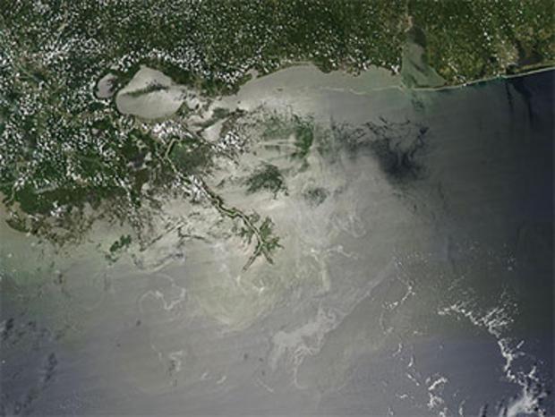 Oil Spill_NASA